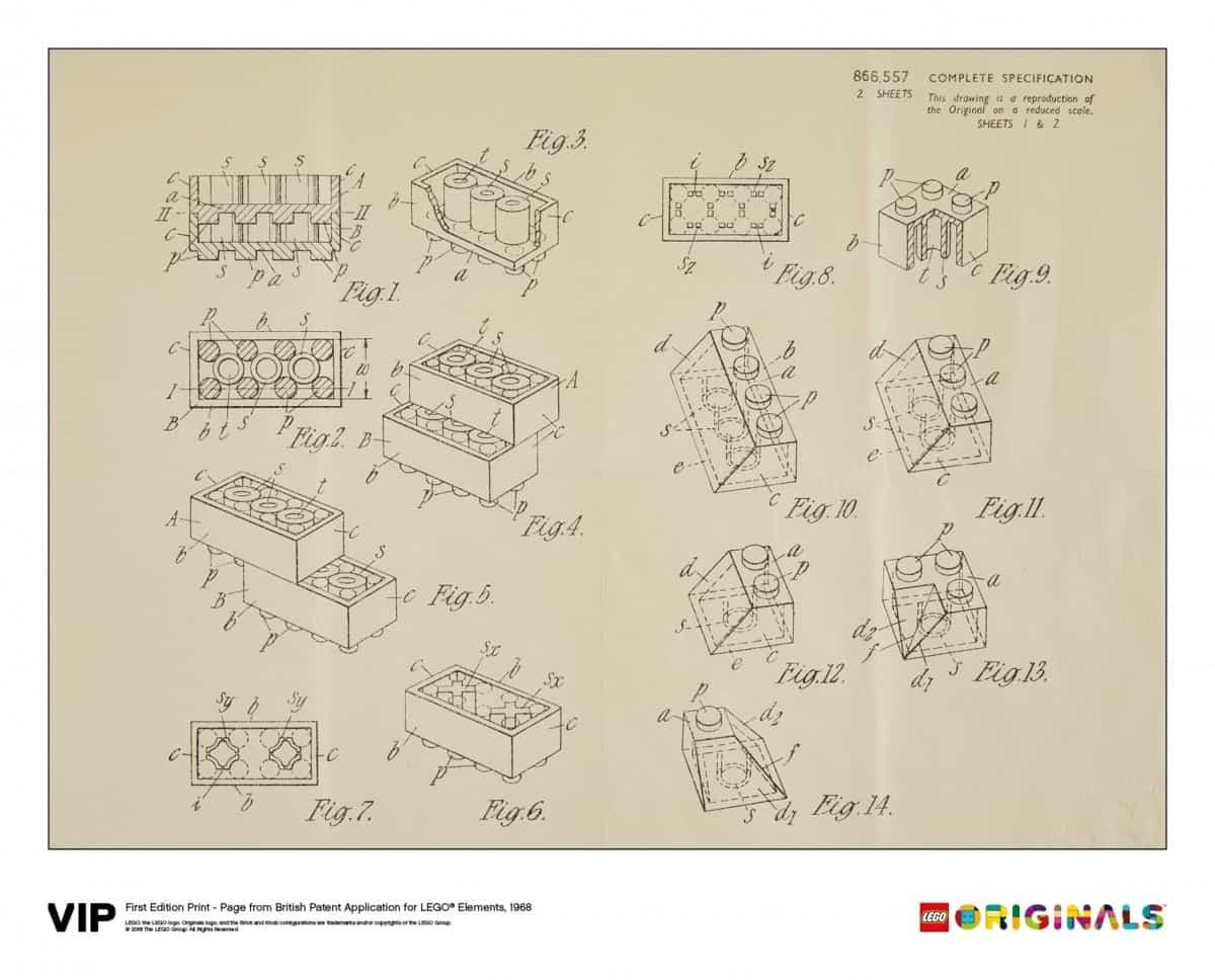 lego 5006004 tirage 1re edition du brevet britannique 1968 scaled