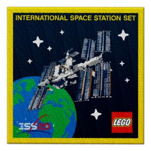 lego 5006148 ecusson spatial