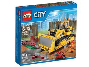 lego 60074 le bulldozer