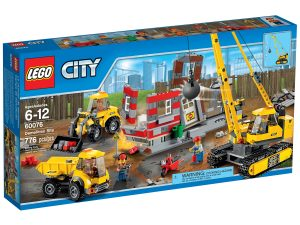 lego 60076 le chantier de demolition