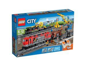 lego 60098 le train de marchandises rouge