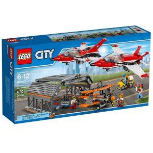 lego 60103 le spectacle aerien