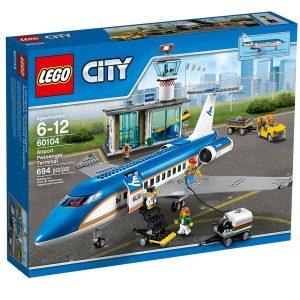 lego 60104 le terminal pour passagers