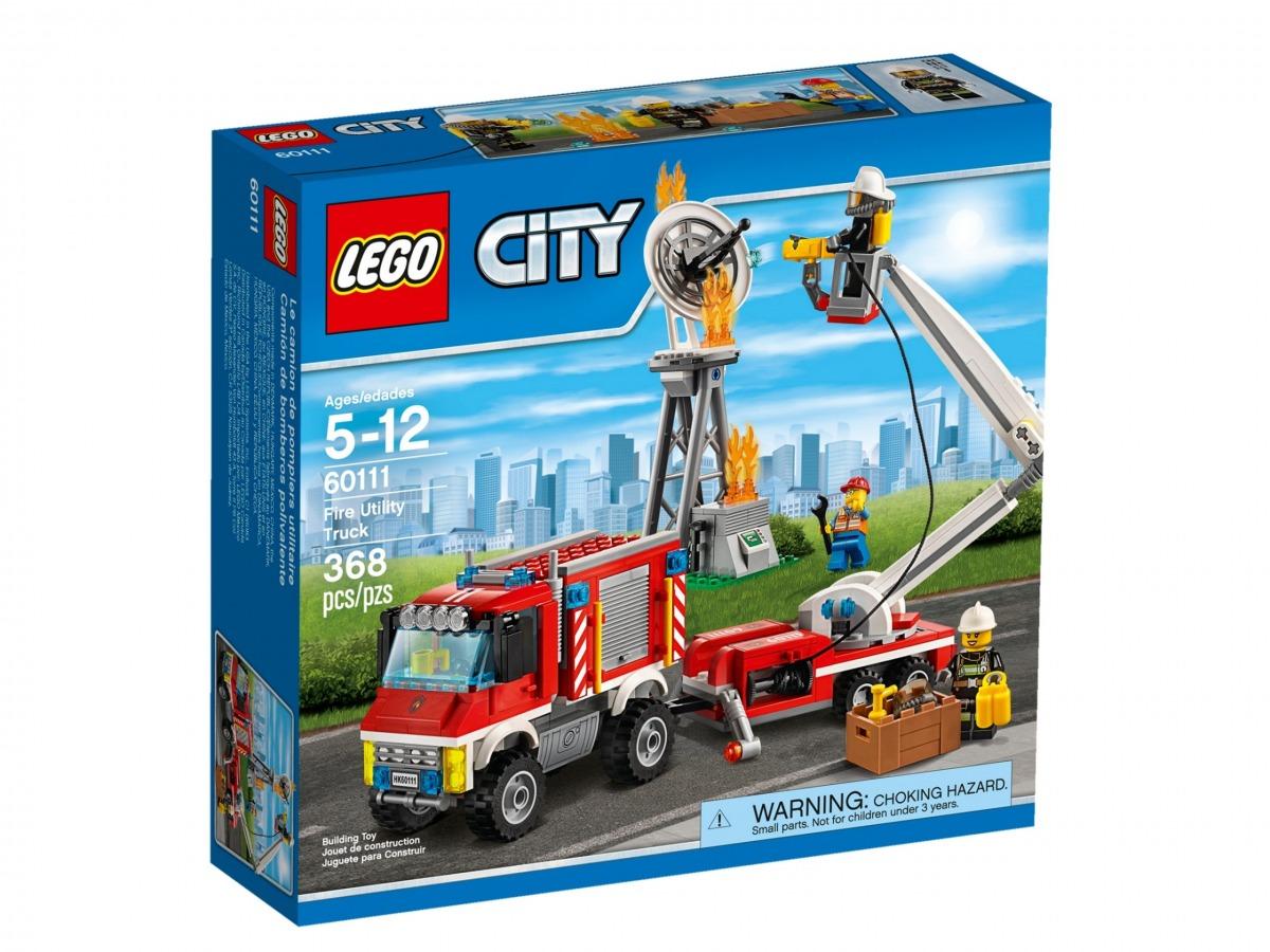 lego 60111 le camion dintervention des pompiers scaled