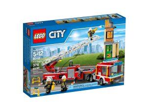 lego 60112 le grand camion de pompiers