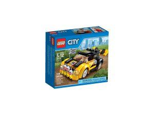 lego 60113 la voiture de rallye