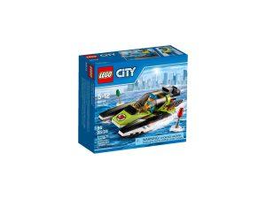 lego 60114 le bateau de course