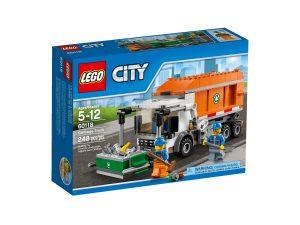 lego 60118 le camion poubelle