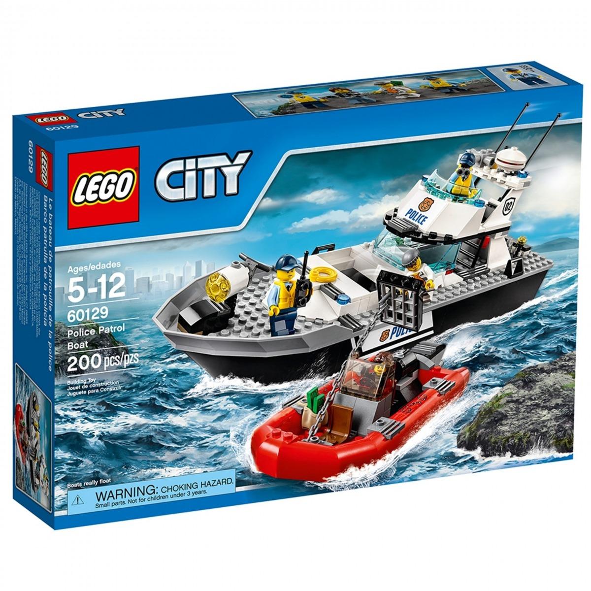 lego 60129 le bateau de patrouille de la police scaled