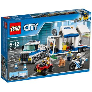 lego 60139 le poste de commandement mobile