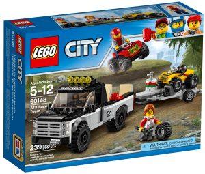 lego 60148 lequipe de course tout terrain