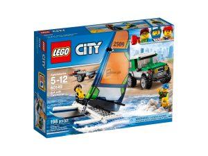 lego 60149 le 4x4 avec catamaran