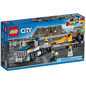 lego 60151 le transporteur du dragster