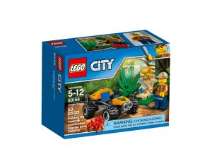 lego 60156 le buggy de la jungle