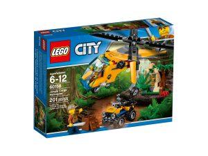 lego 60158 lhelicoptere cargo de la jungle