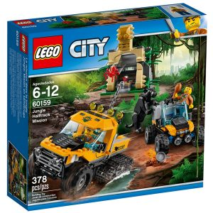 lego 60159 lexcursion dans la jungle