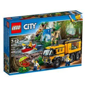 lego 60160 le laboratoire mobile de la jungle