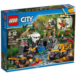 lego 60161 le site dexploration de la jungle