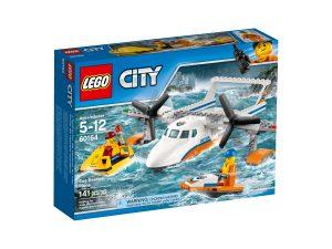 lego 60164 lhydravion de secours en mer