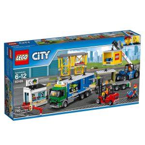 lego 60169 le terminal a conteneurs