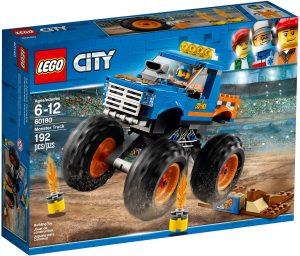 lego 60180 le monster truck