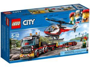 lego 60183 le transporteur dhelicoptere