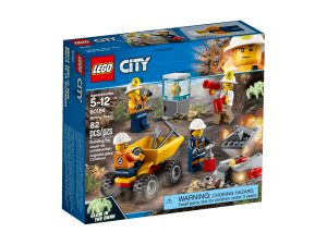 lego 60184 lequipe miniere