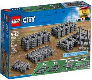 lego 60205 pack de rails