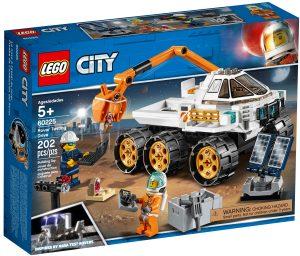 lego 60225 le vehicule dexploration spatiale