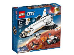 lego 60226 la navette spatiale