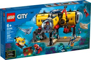 lego 60265 la base dexploration oceanique