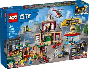 lego 60271 la place du centre ville