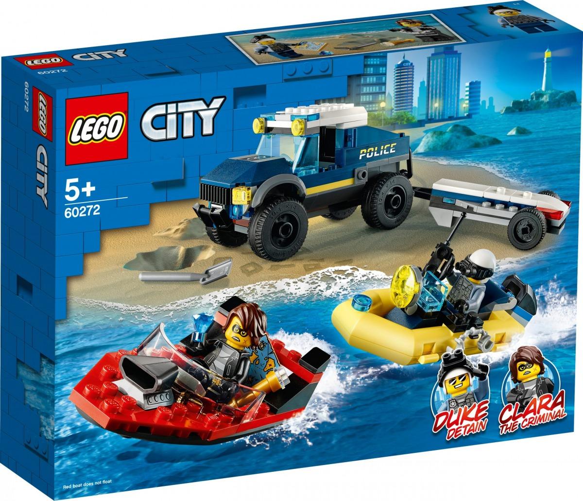lego 60272 le transport de bateau de la police delite scaled