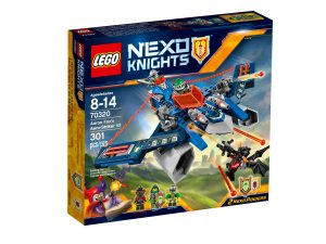 lego 70320 laero striker v2 daaron fox