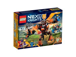 lego 70325 infernox capture la reine