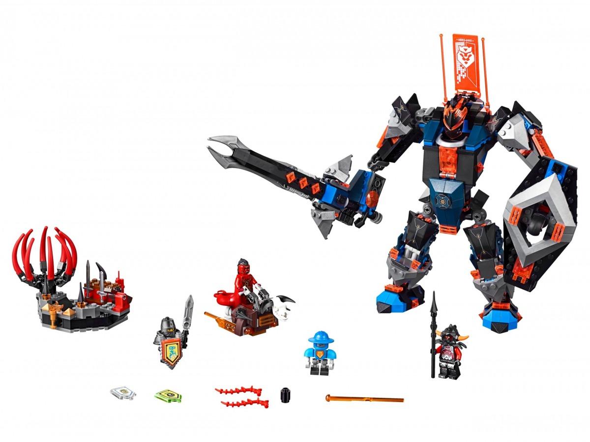 lego 70326 le robot du chevalier noir scaled
