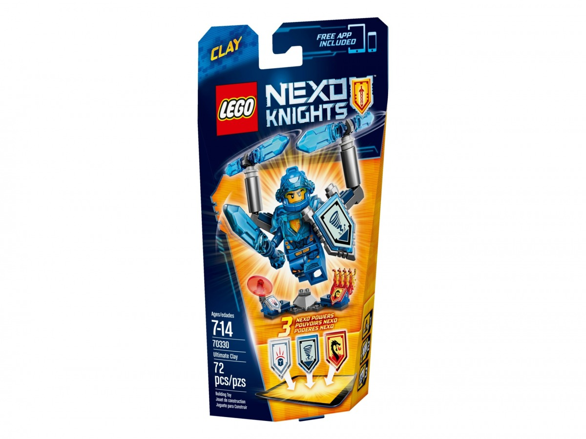 lego 70330 clay lultime chevalier scaled