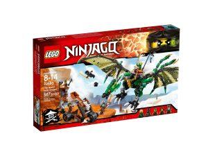 lego 70593 le dragon emeraude de lloyd