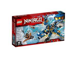 lego 70602 le dragon elementaire de jay