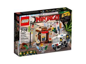 lego 70607 la poursuite dans la ville