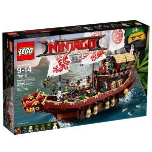 lego 70618 le qg des ninjas
