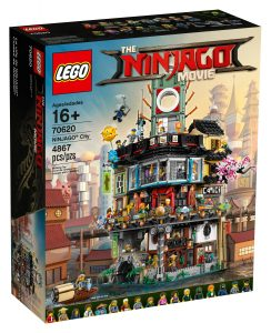 lego 70620 la ville ninjago