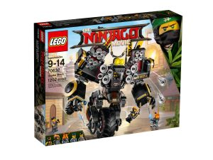 lego 70632 le robot sismique