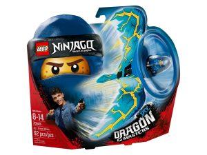 lego 70646 jay le maitre du dragon