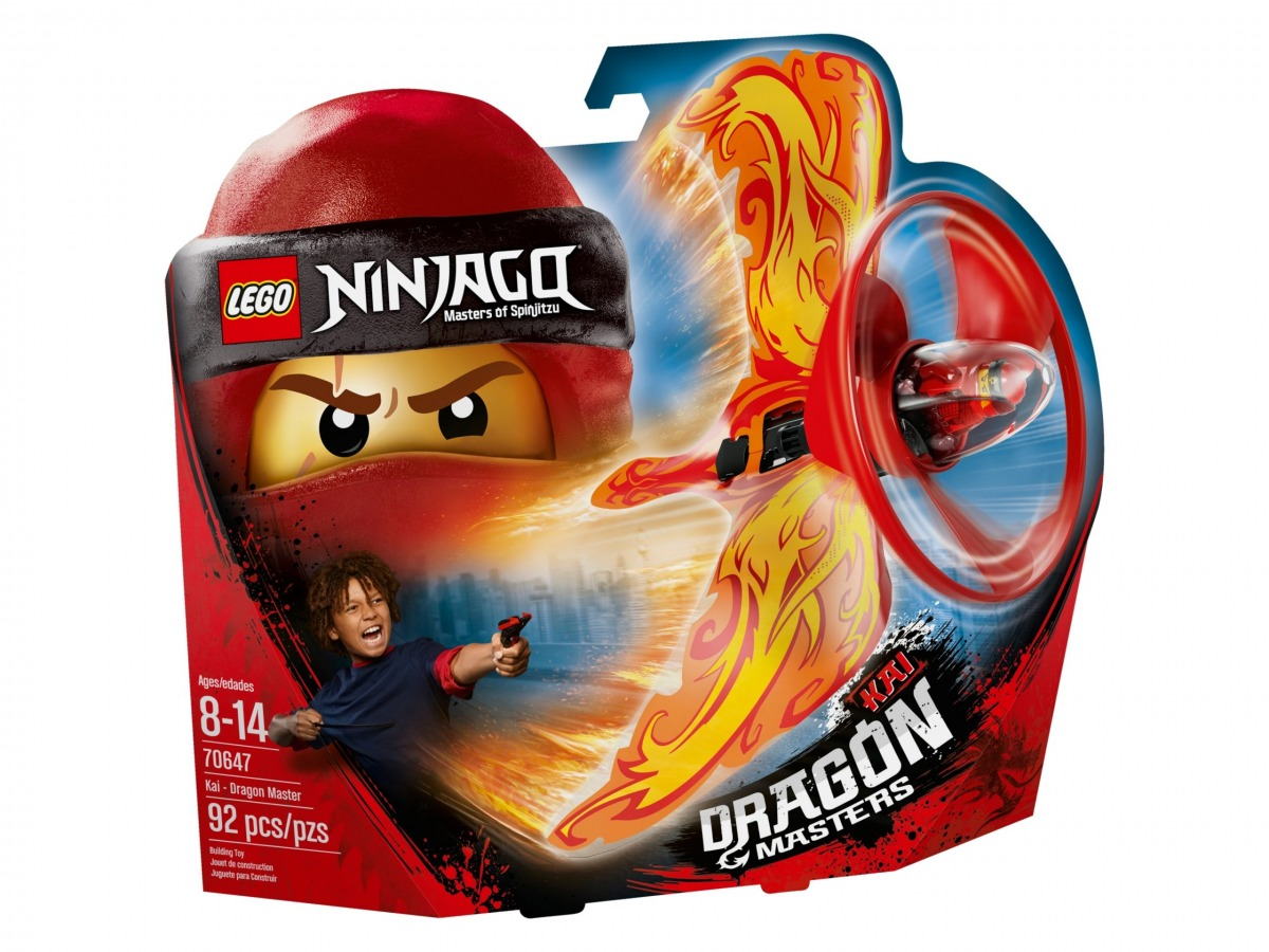 lego 70647 kai le maitre du dragon scaled