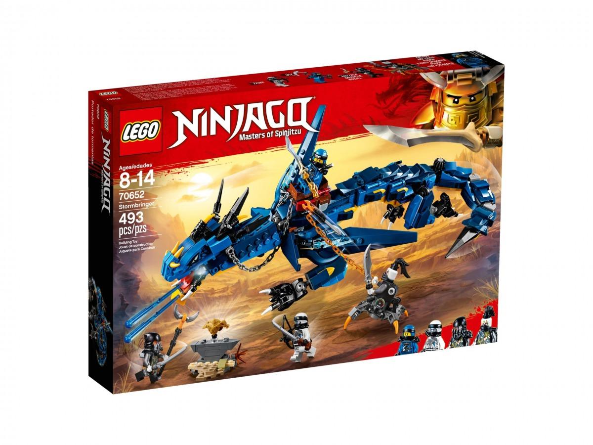 lego 70652 le dragon stormbringer scaled