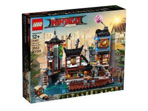 lego 70657 les quais de la ville ninjago