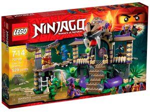 lego 70749 le temple anacondra