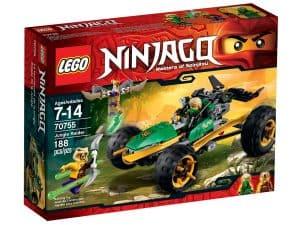 lego 70755 le buggy de la jungle