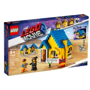 lego 70831 la maison fusee demmet